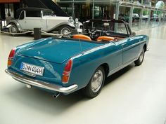 Peugeot 404 cabrio