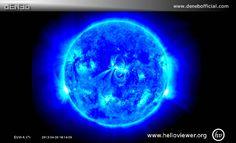Attività Solare: Dopo un solar flare di Classe M1.1 eccone un altro M5.7 – Space Weather: M5.7 flare peaked at 3 May 1732 UT