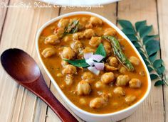 Chickpea Curry from CONCOCTIONS OF A COOKAHOLIC