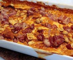 LCHF recept för Flygande Jacob Lchf, Hawaiian Pizza, Sweet, Drinks, Food, Candy, Drinking, Beverages, Drink