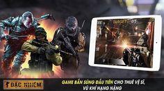 Tải game Đặc nhiệm cho điện thoại Android và iOS. Tải game: http://taigame.pro/dac-nhiem