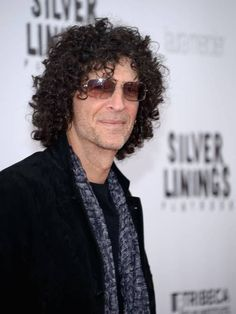 King of all Media, Howard Stern...I am always drawn to people who are unapologetic about their views on life.