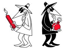 Spy vs. Spy was the creation of Cuban political cartoonist Antonio Prohías.  After drawing one too many unflattering cartoons featuring Fidel Castro, Prohías was forced to flee Cuba for the …