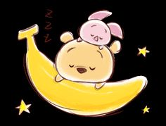 Winnie Pooh uploaded by GLen =^● 。●^= on We Heart It Winnie The Pooh Gif, Winnie The Pooh Pictures, Winnie The Pooh Friends, Cartoon Gifs, Cute Cartoon, Disney Drawings, Cute Drawings, Goodnight Cute, Cute Love Gif