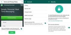 WhatsApp doreste să împărtășeasca informațiile dvs. cu FACEBOOK