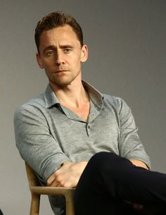 Pin for Later: 22 Photos That Prove Tom Hiddleston Would Make a Great James Bond