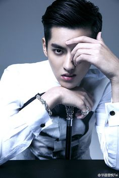 Wu Yifan~ SO HANDSOME