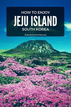 Here's How to Enjoy Jeju Island on a Long Weekend