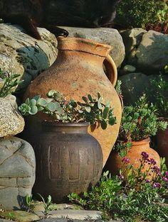 Greek Secret Garden