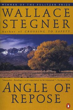 This is the book that introduced me to Wallace Stegner who then became my favorite author. What an amazing writer!!!!
