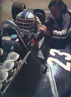George Follmer Shadow 1973