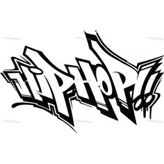 """Teen Themes (grades 7-9) Graffiti Tags/Street Art: Students will choose an important word or name (their own, or someone Else's) and create a """"Tag"""" for it."""