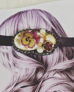 "48 Likes, 5 Comments - Headbands By Hollie (@headbandsbyhollie) on Instagram: ""Loving this look for spring!    #wedding #bridal #wedding2017 #etsy #etsyjewelry #ha"
