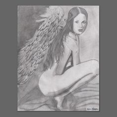 Canvas Print - Asreal: Angel of Natural Beauty  Raw Sketch  Asreal: Angel of Natural Beauty  and The Joy of Life. Extremely  healing to all living beings;  she grants joy, healing, love,  miracles and grace. She inspires  the human heart to love and  appreciate all of the beings of  nature, thus enabling us to  grow in respect and reverence,  and attain harmony with our  own natures as well.    Asreal also aids individuals  in obtaining the love  of a desired one.