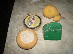 quesos saborizados en Federación