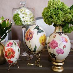 DIY découpage eggs #Easter