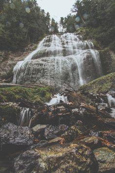 Bridal Veil Falls ➾ Luke Gram
