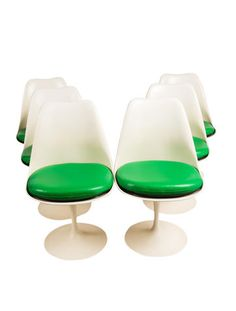 Eero Saarinen Knoll Tulip Chairs