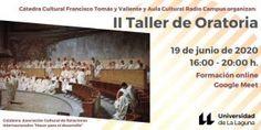 Nueva fecha para el II Taller de Oratoria