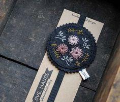 Wildwood Large Medallion Bookmark by LoveMaude on Etsy