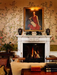 Stapleford Park Photo Gallery - Public Rooms