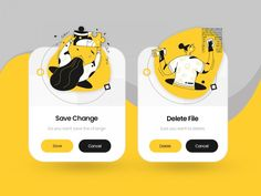 12 Popular UI Design Trends on Dribbble in 2019 - Expolore the best and the special ideas about Interface design Web Design Trends, App Ui Design, Game Design, Flat Design, Login Web, Ui Web, Interface Web, User Interface Design, Restaurant Web