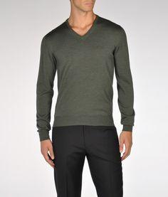 Armani Collezioni V Neck Sweater $225