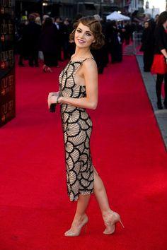 Kara Tointon Photo - The Olivier Awards 2012