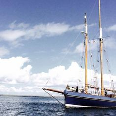 Spirit of Falmouth in Turn to Starboard voyage at halfway mark
