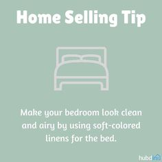 """""""Create a relaxing bedroom setting. #HomeSelling #Bedroom #Staging #RealEstate"""""""