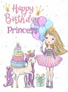 Popular happy birthday wishes girl life 60 Ideas Happy Birthday Little Girl, Happy Birthday Princess, Birthday Wishes For Daughter, Happy Birthday Girls, Birthday Wishes Cards, Happy Birthday Messages, Happy Birthday Quotes, Happy Birthday Greetings, Free Birthday