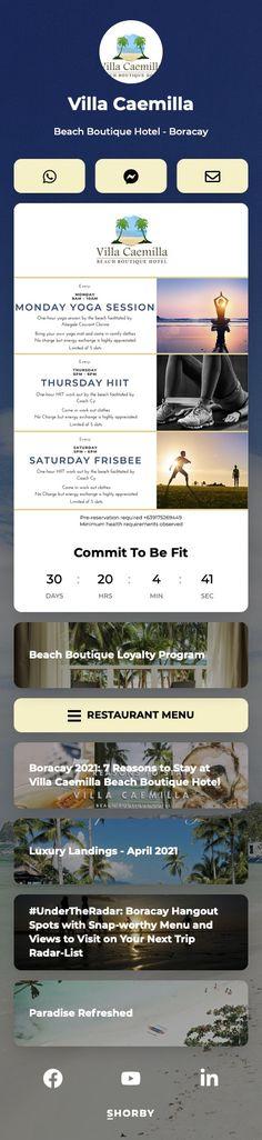 Beach Boutique Hotel - #Boracay #hotel #pinterestinspired