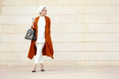 Obsessed with this clean look.  The Hybrids   A visual diary of a couple of half-Kuwaiti fashion enthusiasts