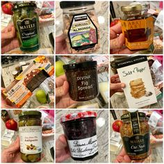 How We Charcuterie and Cheese Board Charcuterie Gift Box, Charcuterie Recipes, Charcuterie And Cheese Board, Cheese Boards, Meat Cheese Platters, Party Food Platters, Meat And Cheese, Trader Joe's Cheese, Tapas