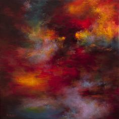 "Saatchi Online Artist: Rikka Ayasaki; Acrylic, Painting ""Passions 7021"""