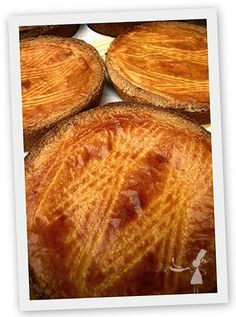 Gateau breton oeuf entier