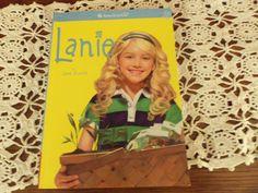 "EUC American Girl ""Lanie"" by Jane Kurtz Paperback Book"