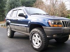 jeep cherokee lifted | Post your lifted ZJ/WJ - Jeep Cherokee Forum