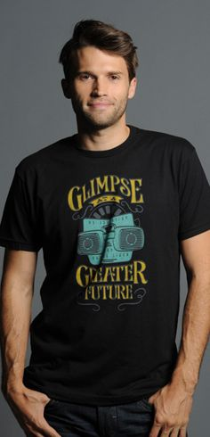 Buy this Glimpse at the Future Crew at http://www.sevenly.org/product/524ddb7382162c9801000009?utm_content