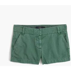 Pre-owned J. Crew Khaki Shorts Size 2: Purple Women's Bottoms ($16 ...
