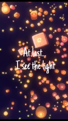 30 day Disney challenge day 4 favorite song At last I see the light from tangled. It was that or a whole new world from Aladdin