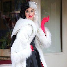 Fabulous Cruella de Vil costume