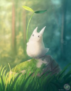 tonari no totoro - Best Anime ideas Studio Ghibli Art, Studio Ghibli Movies, Arte Sketchbook, Hayao Miyazaki, Girls Anime, Art Et Illustration, My Neighbor Totoro, Cute Cartoon Wallpapers, Anime Scenery