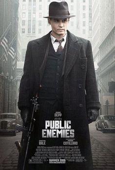 Public Enemies. Johnny Depp. Marion Cotillard. Christian Bale.