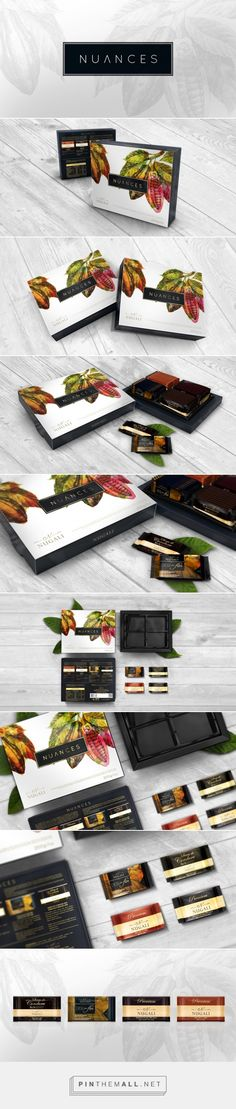 Nuances NUGALI -  Packaging of the World - Creative Package Design Gallery - http://www.packagingoftheworld.com/2016/04/nuances-nugali.html