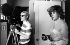 Hundreds of Andy Warhol Films Digitized - artnet news ️More Pins Like This At FOSTERGINGER @ Pinterest♓️