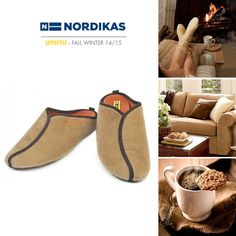 Nordikas Wash Cabalino Piedra. #Nordikas #Lifestyle #Leather #Piel #Calzadodehogar #Trend #MadeInSpain #FW1415