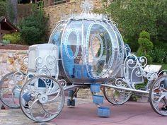Cinderella's Pumpkin Coach!