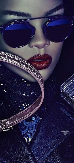 Rihanna Dior's Secret Garden Campaign