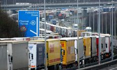 No-deal Brexit would trigger wave of red tape for UK drivers and hauliers Britain would fall back on international treaties requiring new licences and registrations Dover Calais, Opinion Poll, Shattered Dreams, Fall Back, The Guardian, Continents, Britain, Sailing, Bring It On